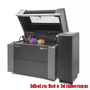 Objet500 Connex3 Color 3d принтер