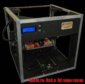 Asterid 1100 3d принтер