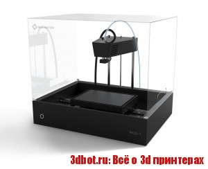 MOD-t 3D принтер