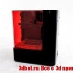 T-Black DLP 3D принтер