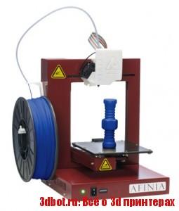 Afinia H480 desktop 3d принтер