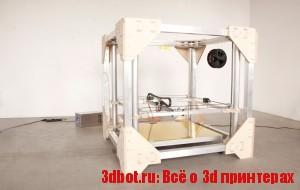 Купить BigRep ONE 3d принтер