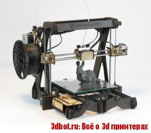 Galileo Smart 3D принтер