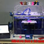Dual-nozzle Lathon 3D принтер