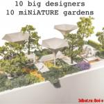 3d сады в миниатюре