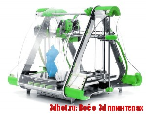 ZMorph 2.0 3D принтер