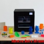 Amaker 3D принтер