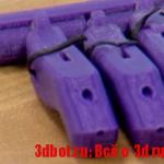 Протез руки напечатали на 3d принтере