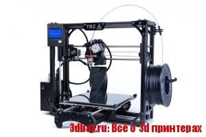 LulzBot TAZ 4 3D принтер