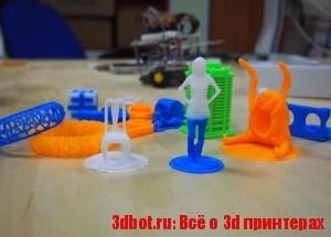 3d печать для дома