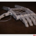 Протез руки сделали при помощи 3D-печати