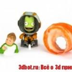 Разноцветный пластик для 3D печати
