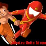 Kloneworld — 3d печать супергероев