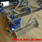 3D принтер Plan B