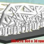 Как сделать точечную поддержку моделей в 3D печати