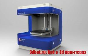3D принтер SnowFlake