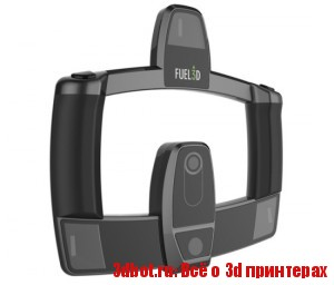 Портативный 3D сканер Fuel3D