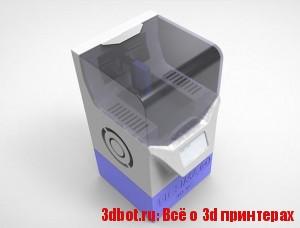 3D принтер Picsima silicone