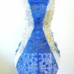 Платье нарисовали 3D ручкой