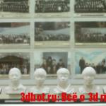 Выпускной альбом класса на 3D принтере для слепых школьников