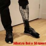 3D протезы нового типа для человека