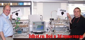 3D печать -  производство, основанное на интернете