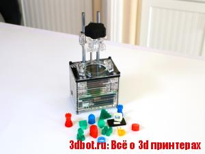 Самый маленький 3D принтер iBox Nano