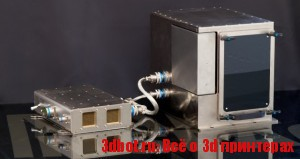 3D принтер на МКС