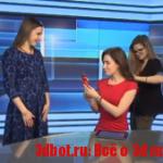 Клон телеведущей РЕН ТВ сделан на 3D принтере