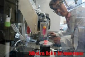 Пульсирующую сердечную ткань напечатали на 3D принтере