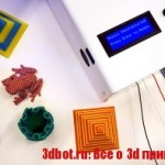 The Palette — система подачи пластика в 3d принтер