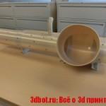 Ракета Vulcan распеатана на 3D принтере