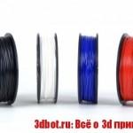 Пластик для 3d принтера NinjaFlex SemiFlex