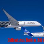 Самолёт Airbus — более 1000 деталей отпечатано на 3D принтере