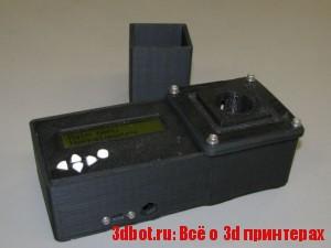 Портативное устройство для оценки чистоты воды