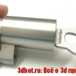Уникальные 3D печатные ключи