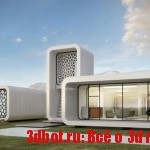 В Дубае на 3D принтере изготовят здание