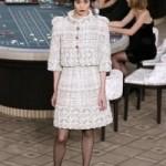 3D печатный костюм Chanel на Неделе моды