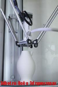 Керамический LDM экструдер для высокоточной 3D печати