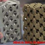 3D принтер для печати деталей из меди