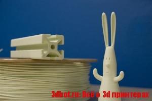 Новый композитный пластик для 3d печати на основе PLA