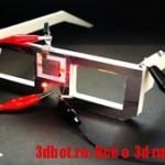 Батарею напечатали на 3D принтере