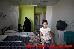 3d печать помогает жертвам войны