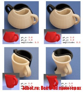 Fab Forms - софт для 3d печати