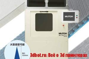 Крупномасштабный FDM 3D принтер