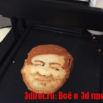 3D печать блинчиков