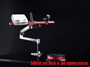 3D сканер SLS DAVID-3