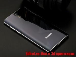 Bluboo Xtouch - смартфон, сделанный на 3D принтере