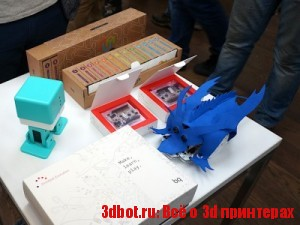Испанские 3d принтеры BQ продают в России