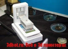 3D принтер на основе смартфона